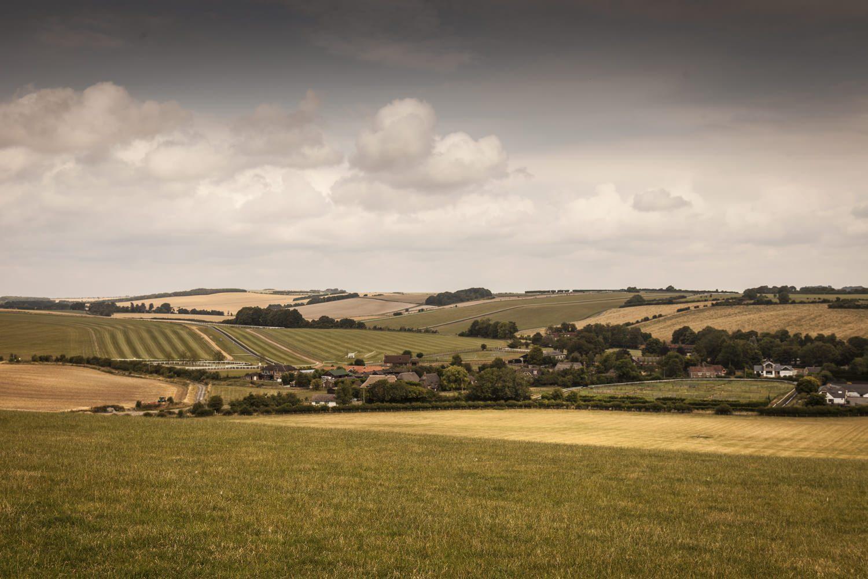 Lambourn view