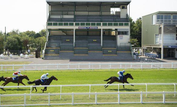 Minzaal wins at Salisbury for trainer Owen Burrows. 9/8/2020